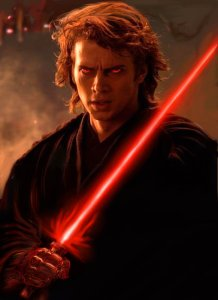 anakin as evil