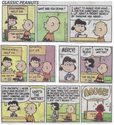 peanuts psych