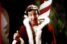 tim allen as Santa