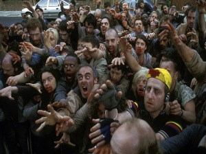 zombies at the clinic