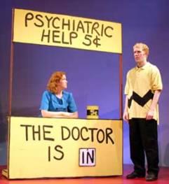 lucy as psychiatrist