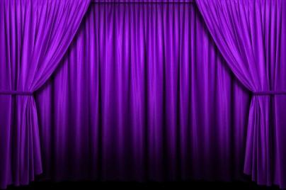 purple opening