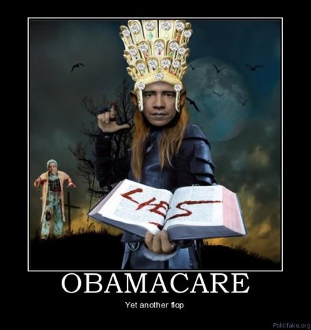 obamacare lies