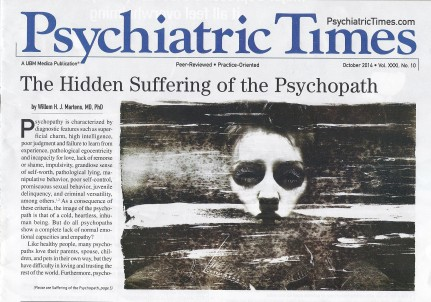 sympathy for psychopaths