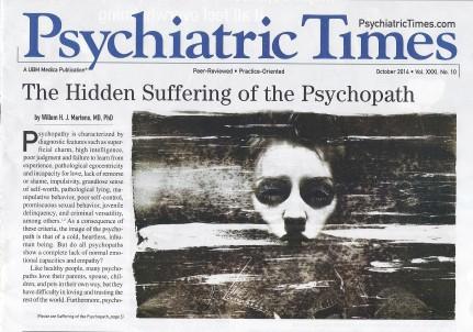 sympathy for psychopaths