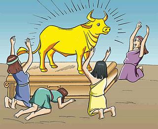 Golden calf of agenda